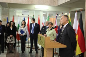 Human Rights and Democratization Master's Programme for Armenian students