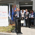 Opening of the Human Rights Defender's Regional Office in Lori