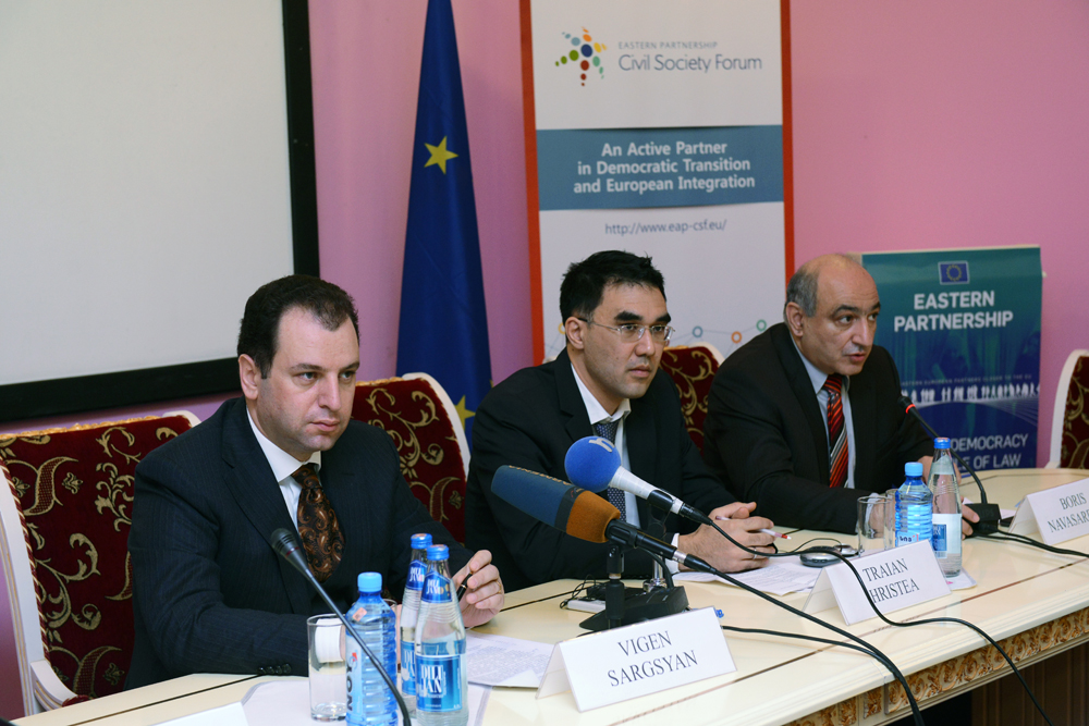 EU-Armenia dialogue after Vilnius