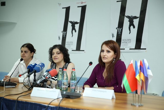 Directors Across Borders press conference