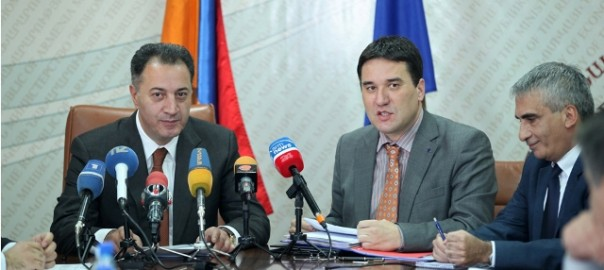 Support for Disaster Risk Reduction in Armenia