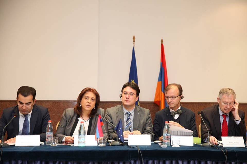 Armenian integration into European Higher Education