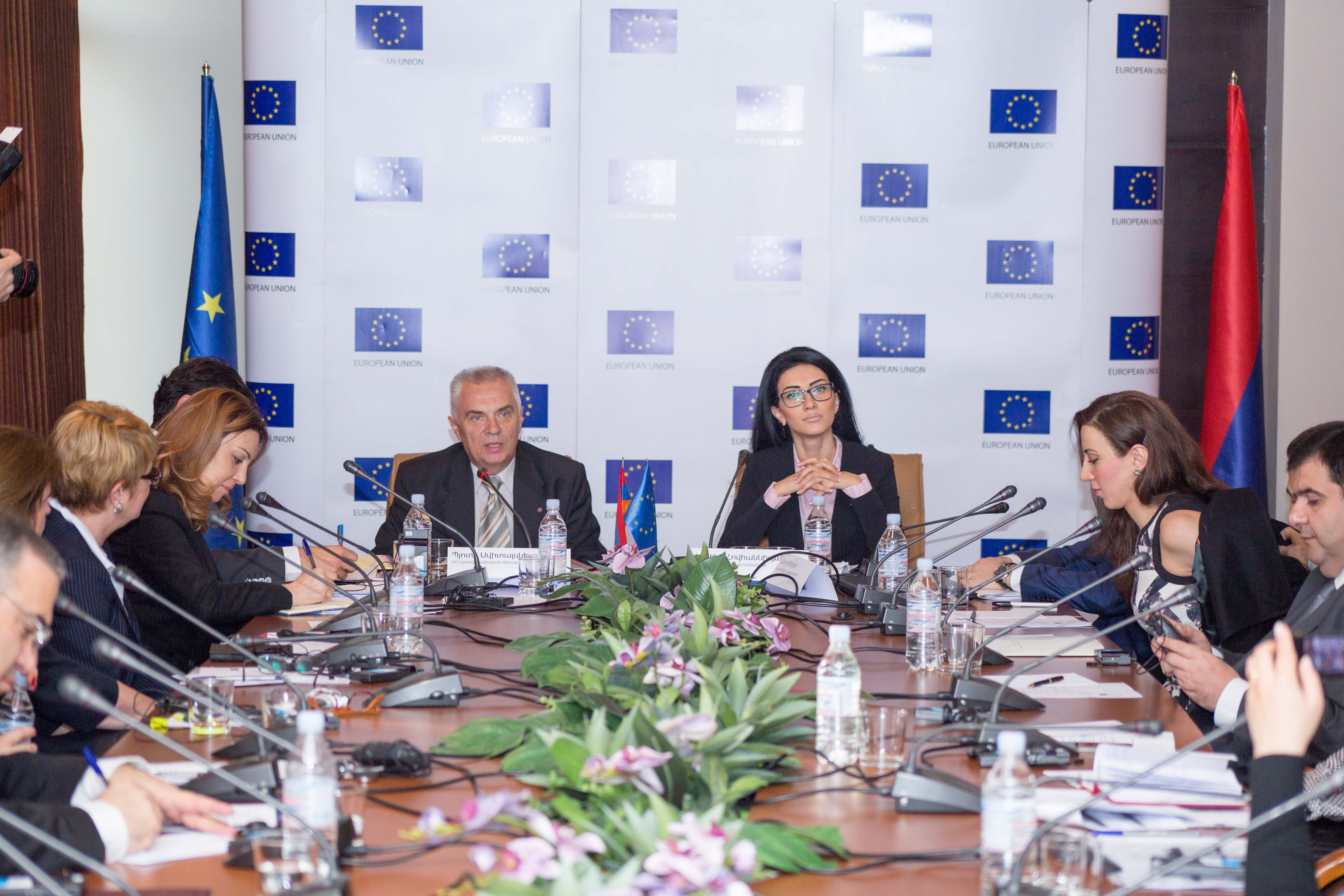 EU-Armenia joint fight against corruption