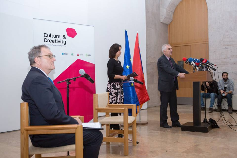 New EU-supported cultural programme
