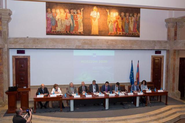 Horizon 2020 brings EU funding to innovation and research in Armenia