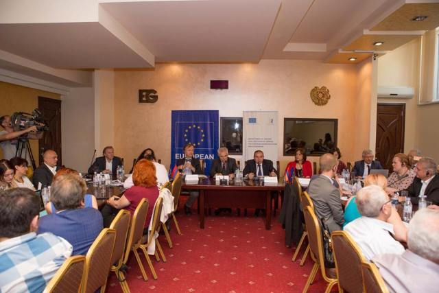 Raising the bar of Armenian higher education through EU support